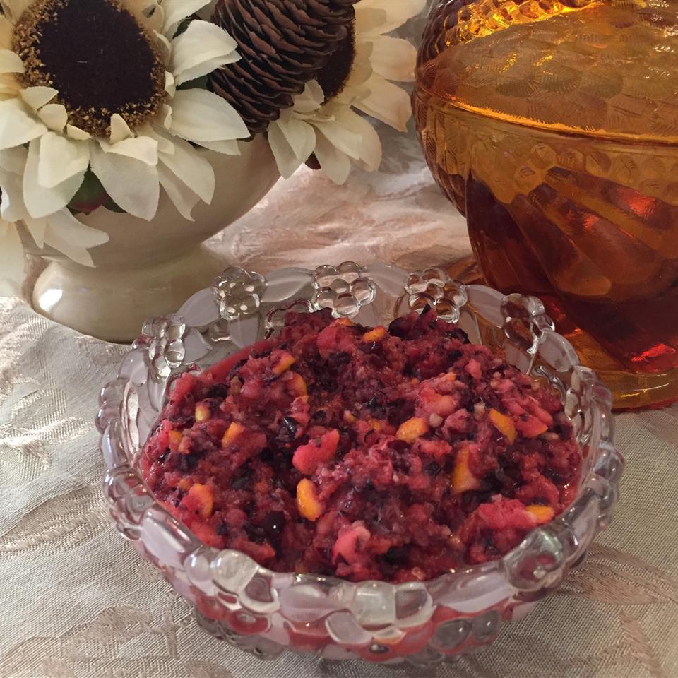 Strachan Fresh Cranberry Orange Relish