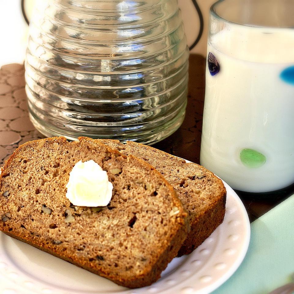 Best Ever Banana Bread from I Can't Believe It's Not Butter!® Elizabeth