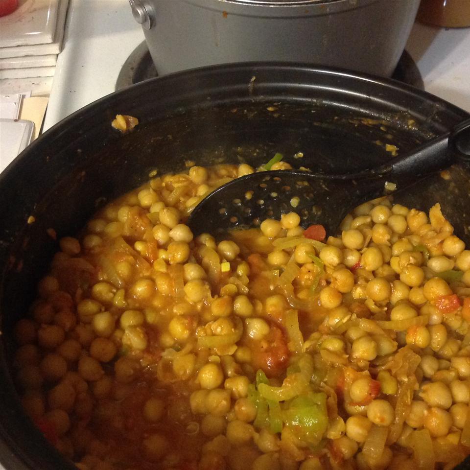 Delicious Chana Masala Kramrm