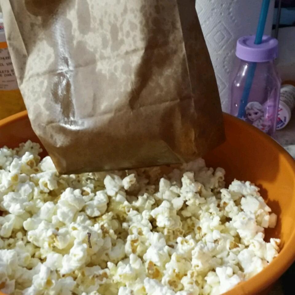 Microwave Popcorn Katie Degnan