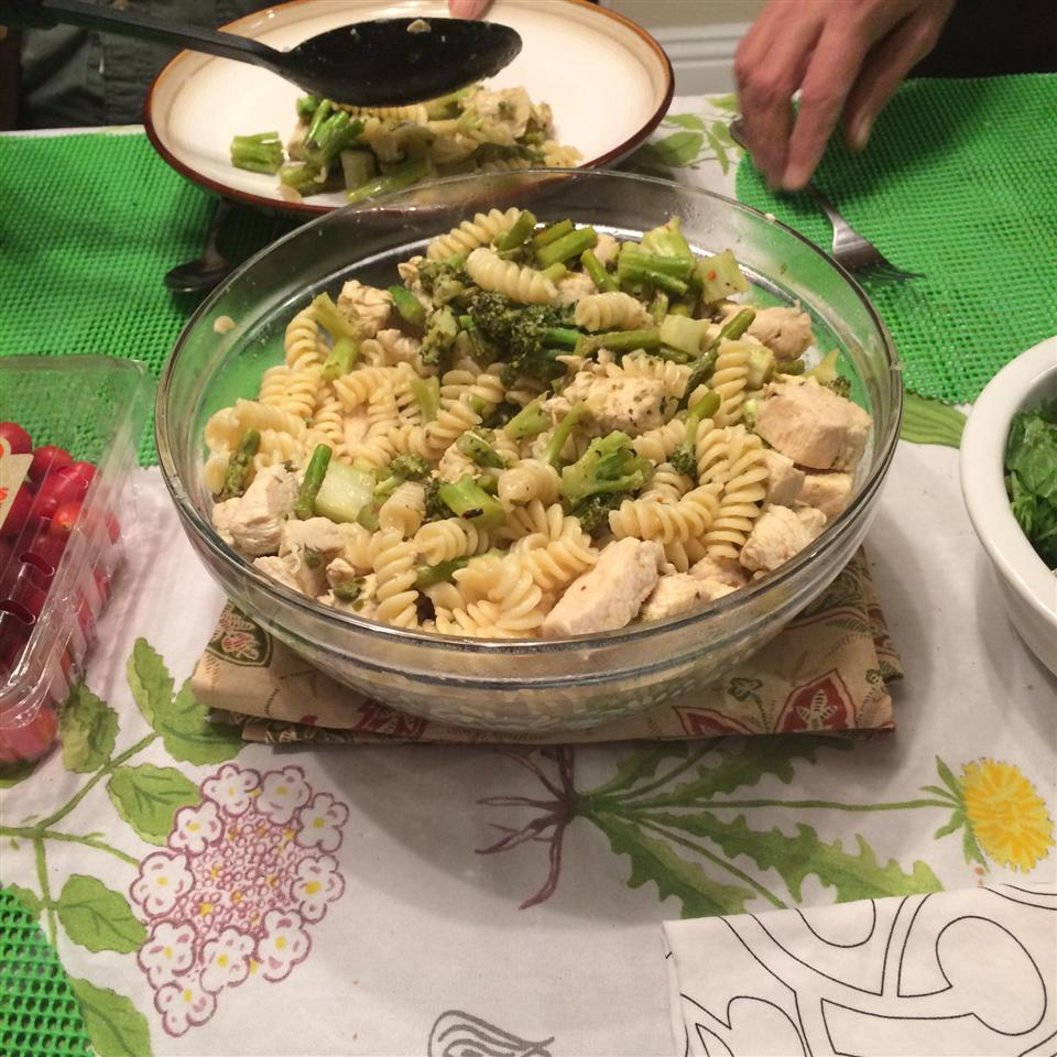 Katie's Chicken and Broccoli Pasta Kailey W.