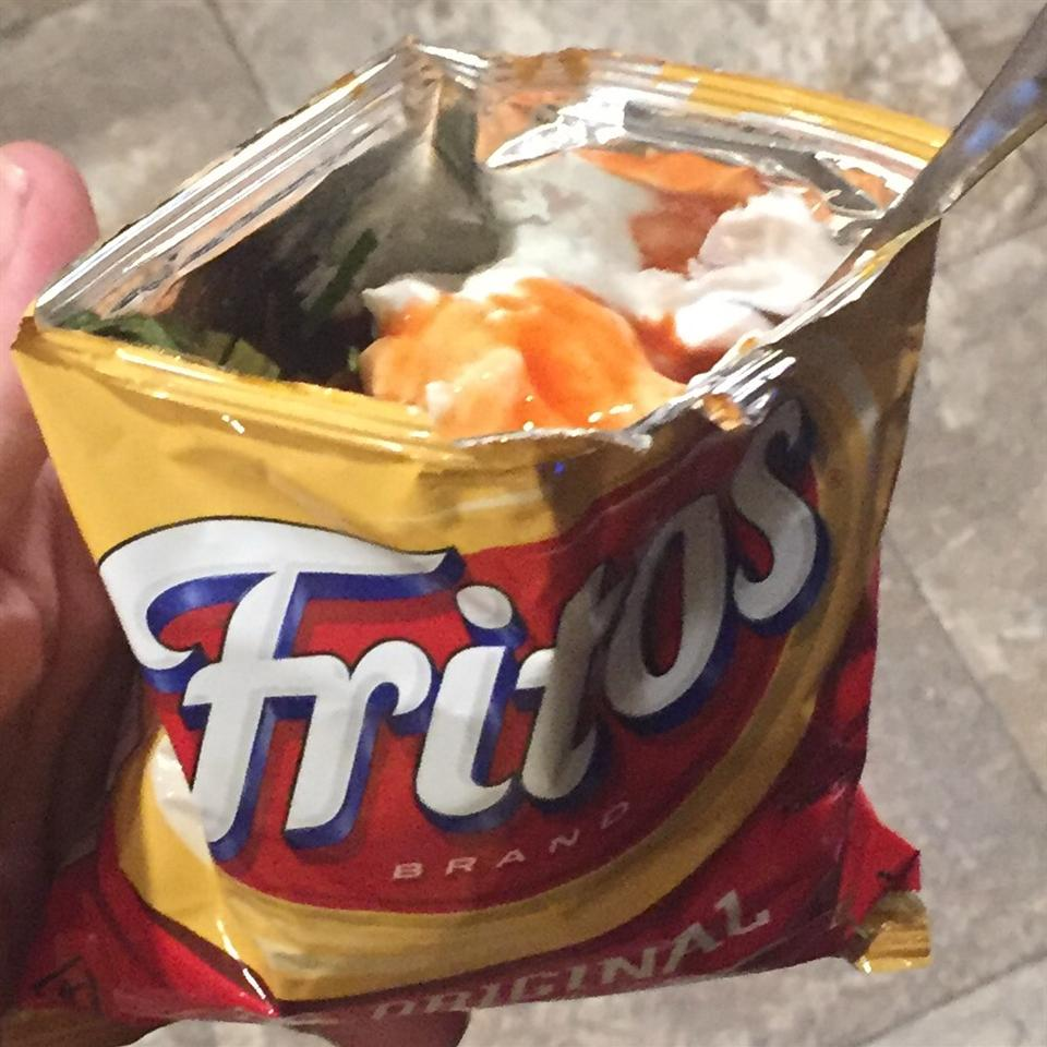 Taco in a Bag chip