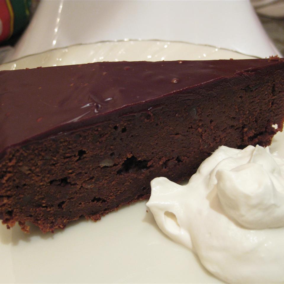 Hungarian Chestnut Cake