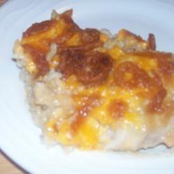 Chicken and Rice Casserole I Rae