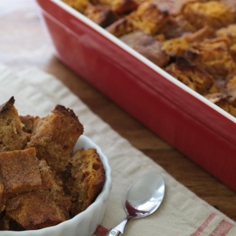 Pumpkin Pie Bread Pudding Allrecipes