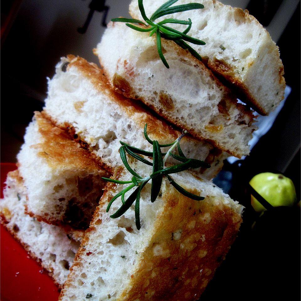Michael's Foccacia Bread apurpleocean