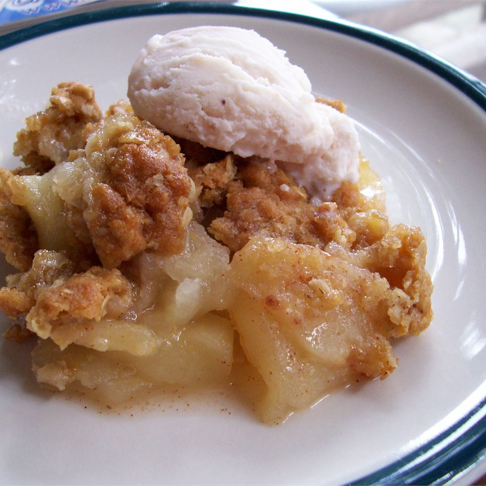 Apple Crisp II_image