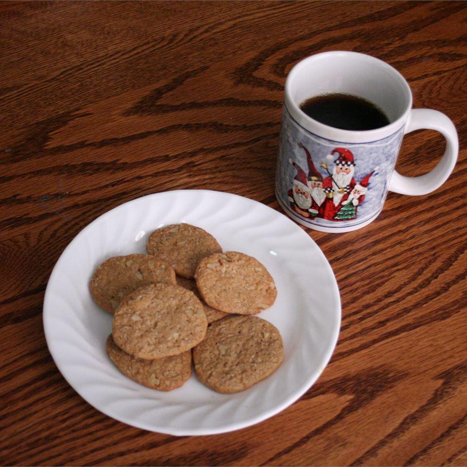 Oatmeal Crispies I WBinAZ
