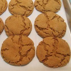 Rolled Molasses Sugar Cookies daplo