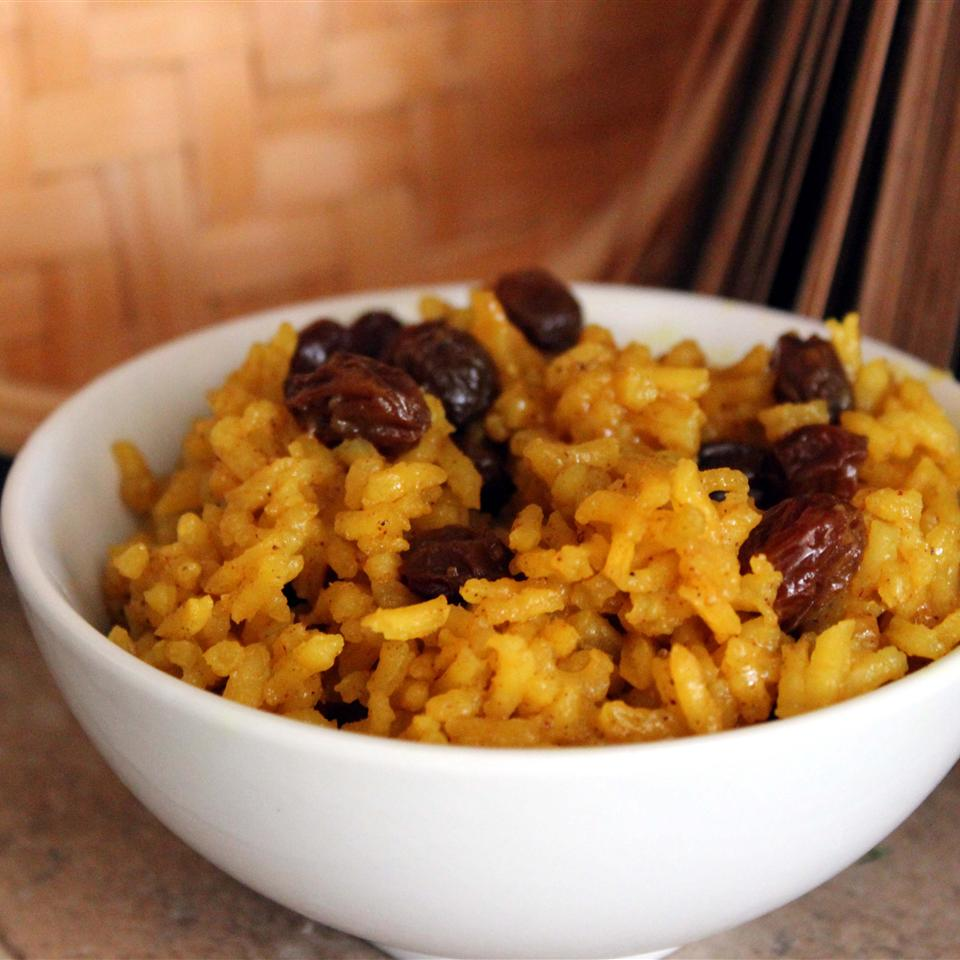 South African Yellow Rice DEONI