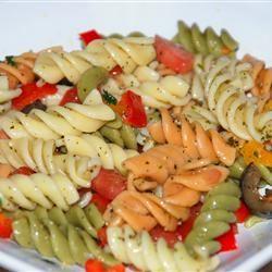 Three Pepper Pasta Salad Jean Q.