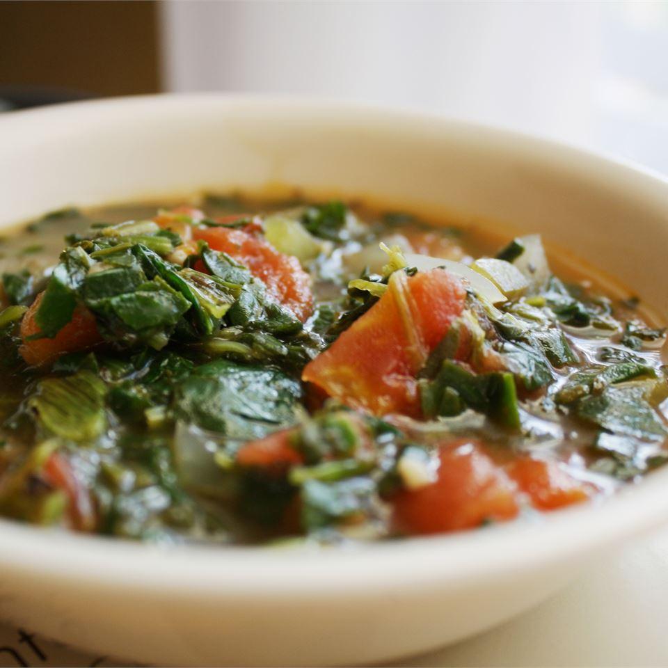 Florentine Tomato Soup