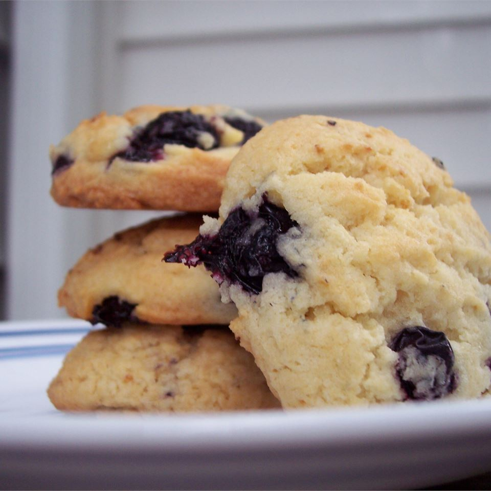 Blueberry Drop Cookies Brianna