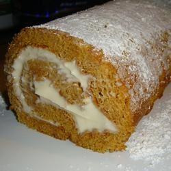 Pumpkin Roll II baker lover: Kelly