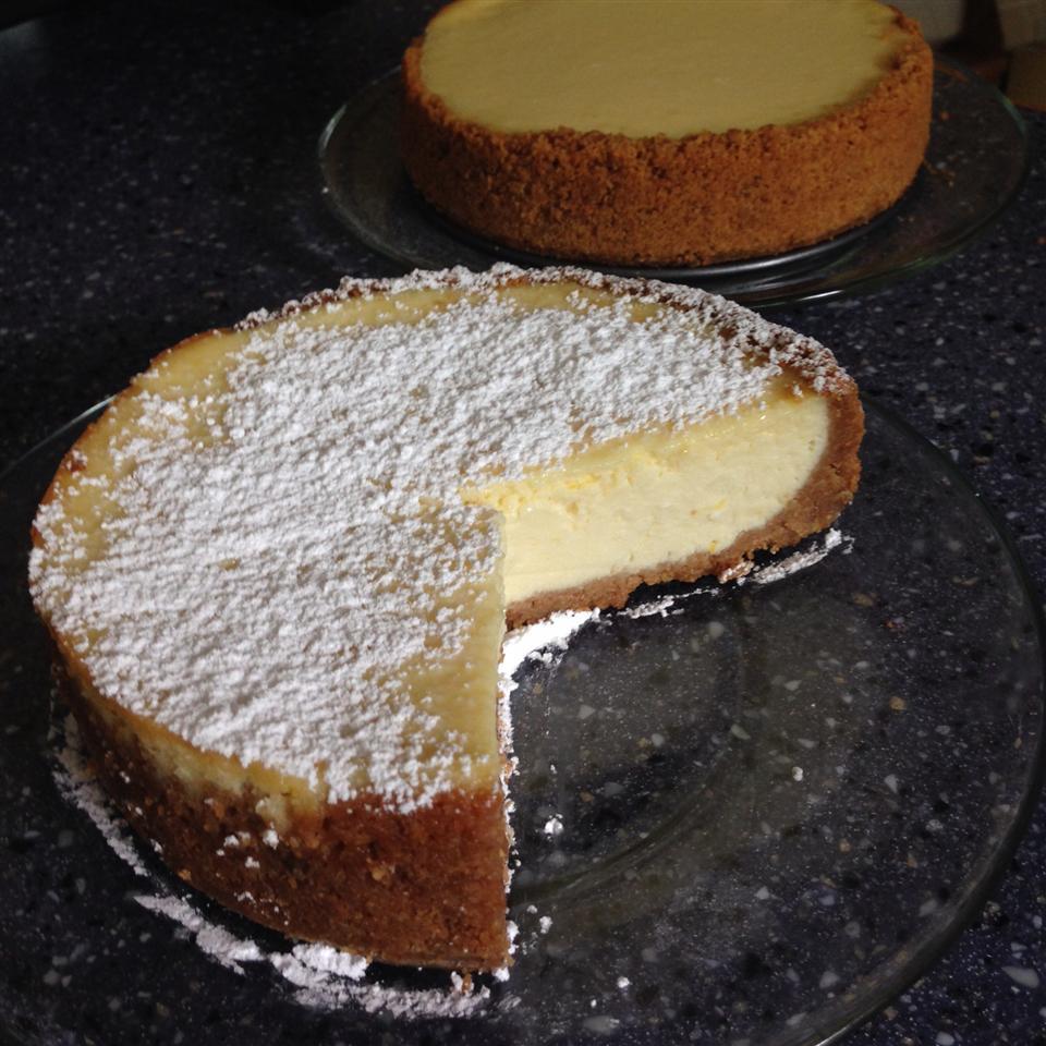 Sicilian Ricotta Cheesecake JCAMP49