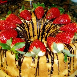 Cream Cheese Pound Cake II Erika