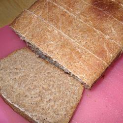 Whole Wheat Honey Bread Sarah Jo