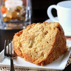 Moist Caramel Apple Cake Jamie