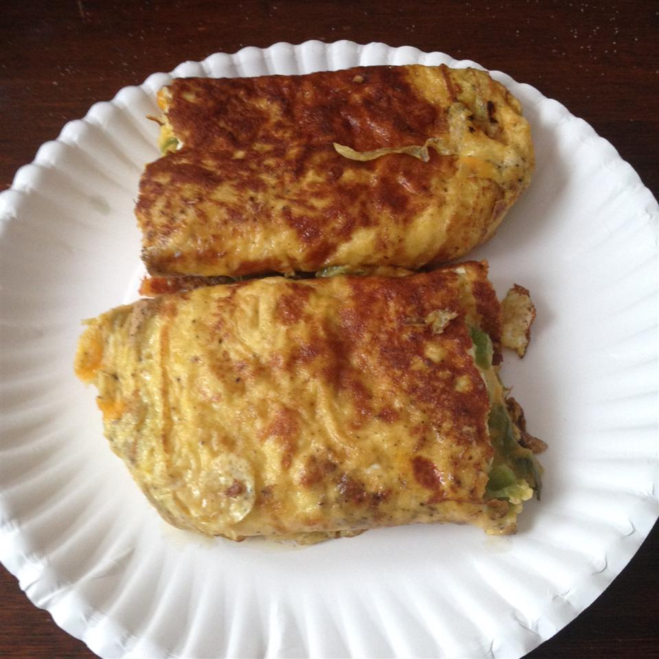 Yummy Veggie Omelet