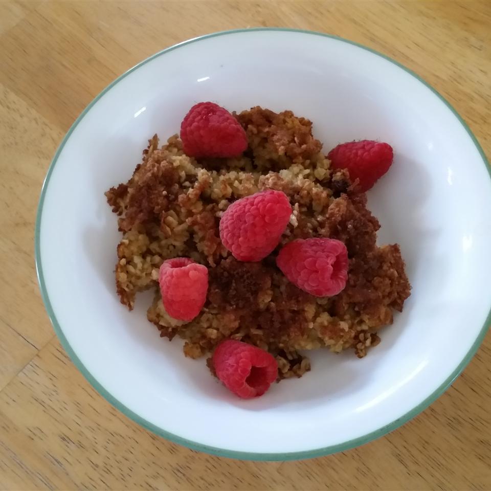 Baked Oatmeal I Kerry Tweedle