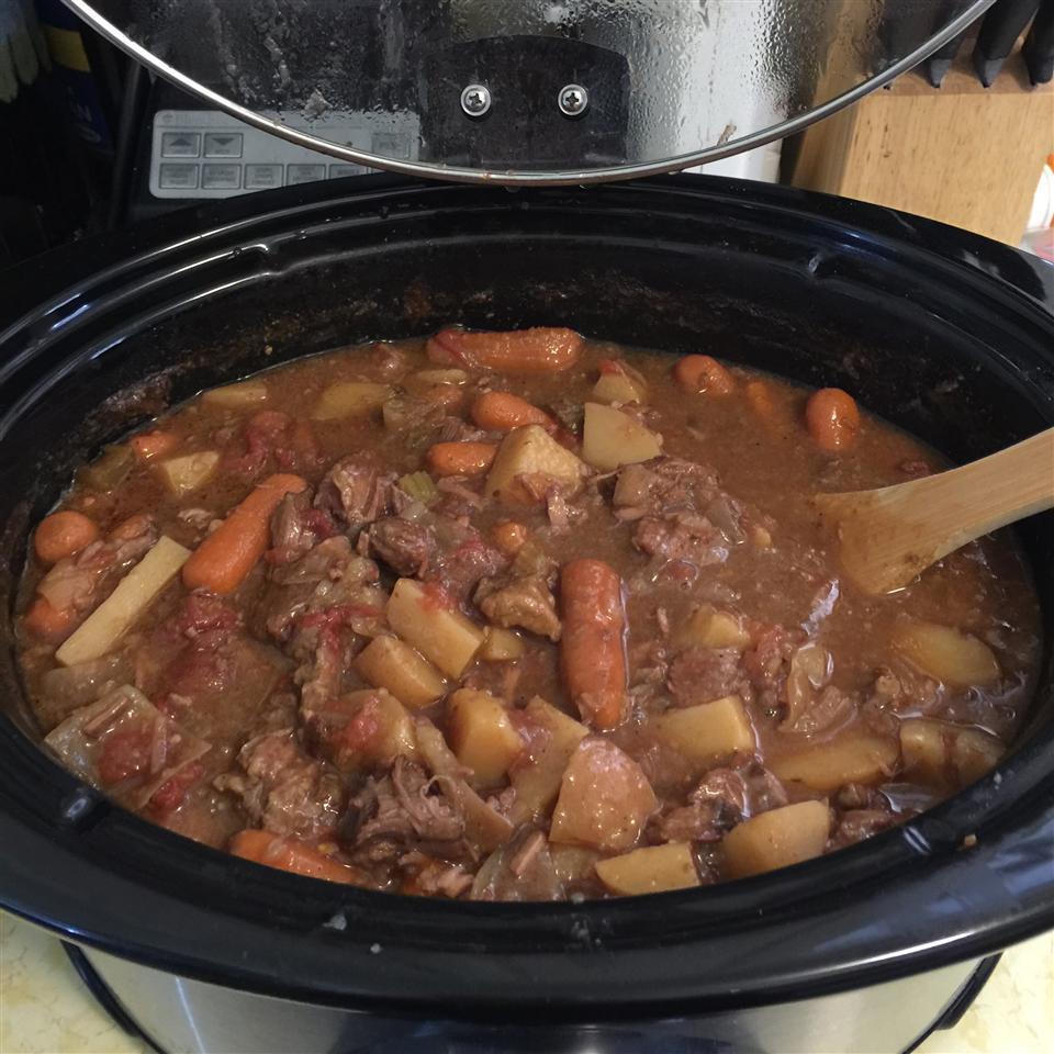 Make-Ahead Slow Cooker Beef Stew Preslee76