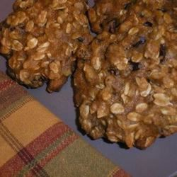 Trail Mix Cookies Dixie'sMom