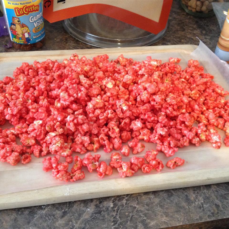 Gelatin-Flavored Popcorn Nikki Williams