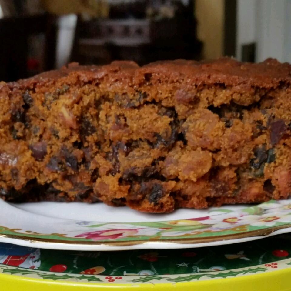 Rich Dark Fruitcake