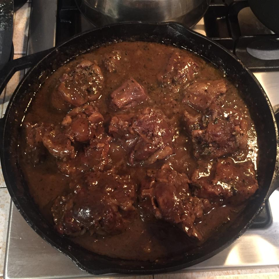 Oxtails with Gravy mschristyle