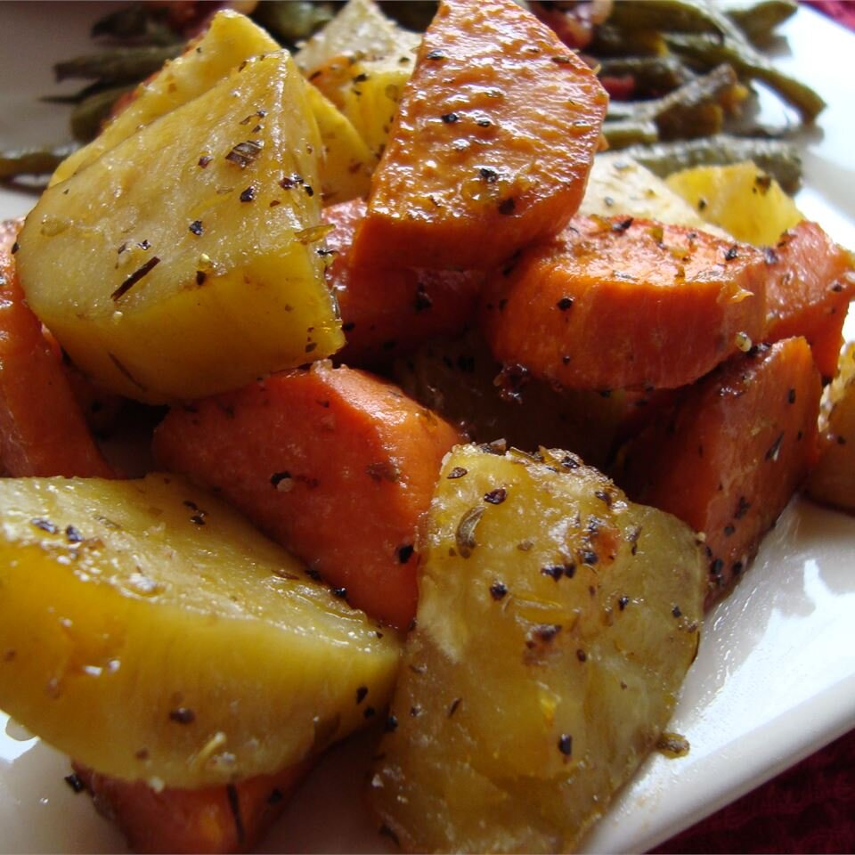 Baked Sweet Potatoes Recipe Allrecipes