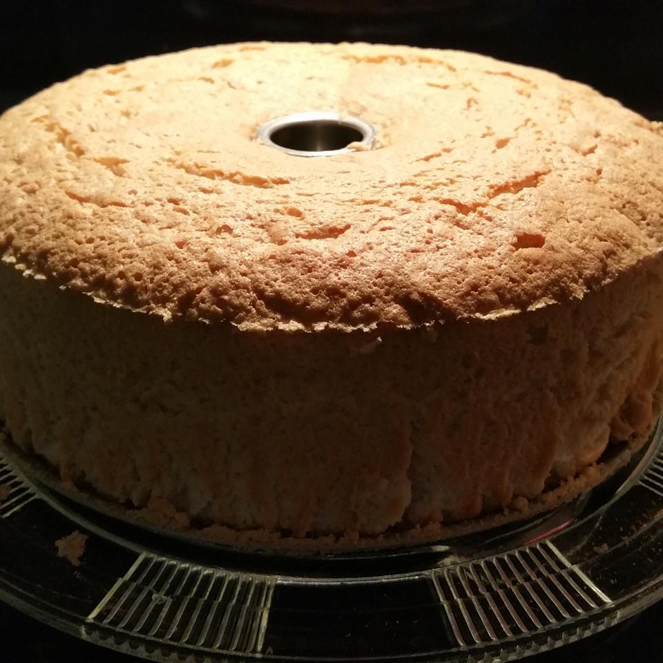 Chocolate Angel Food Cake I