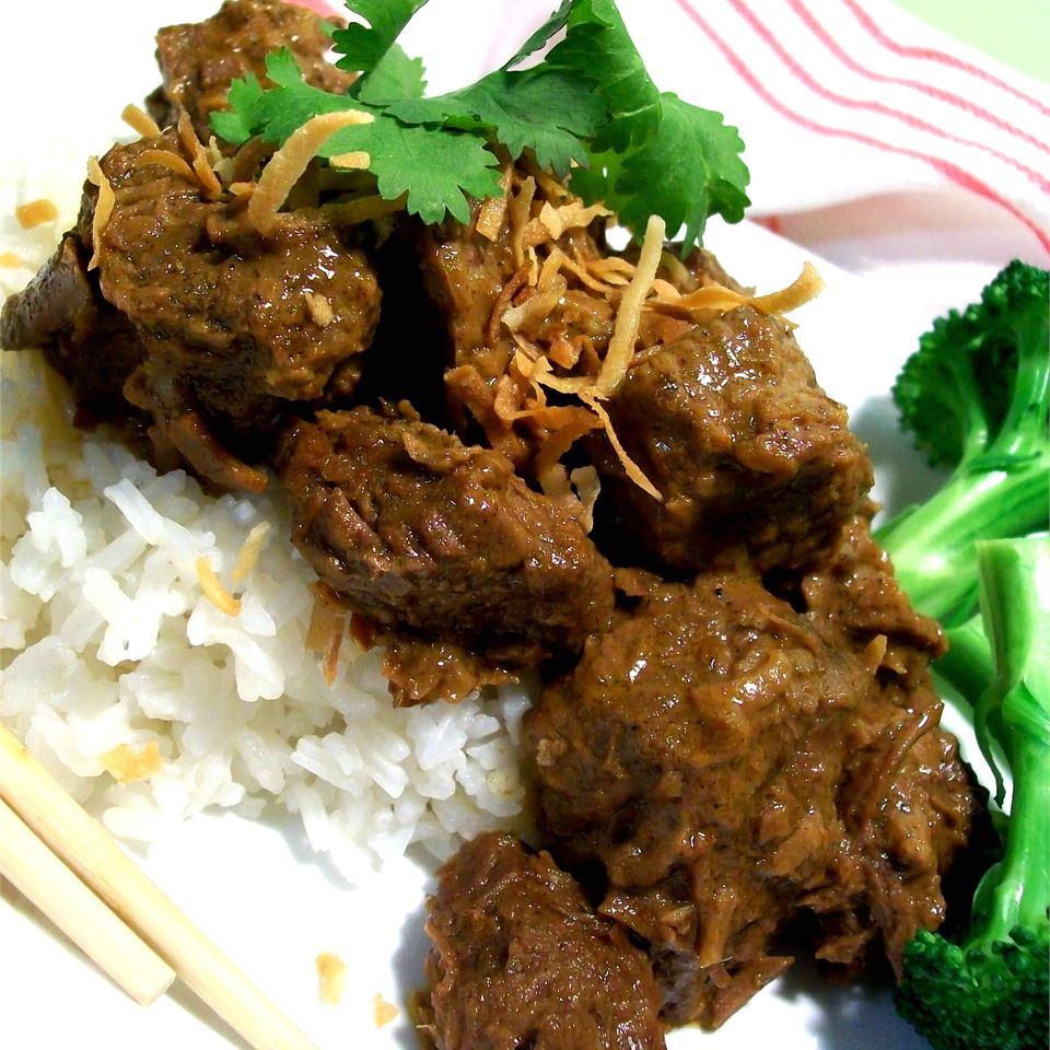Malaysian Beef Rendang