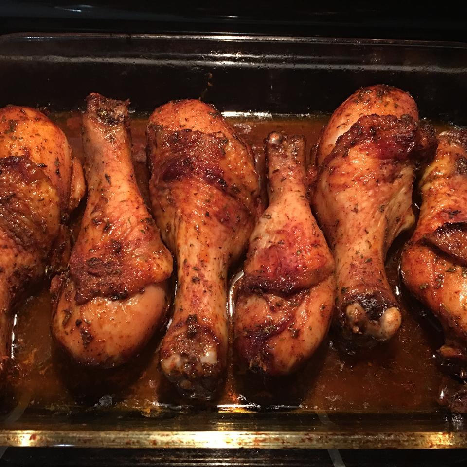 Baked Spiced Chicken royalecourt