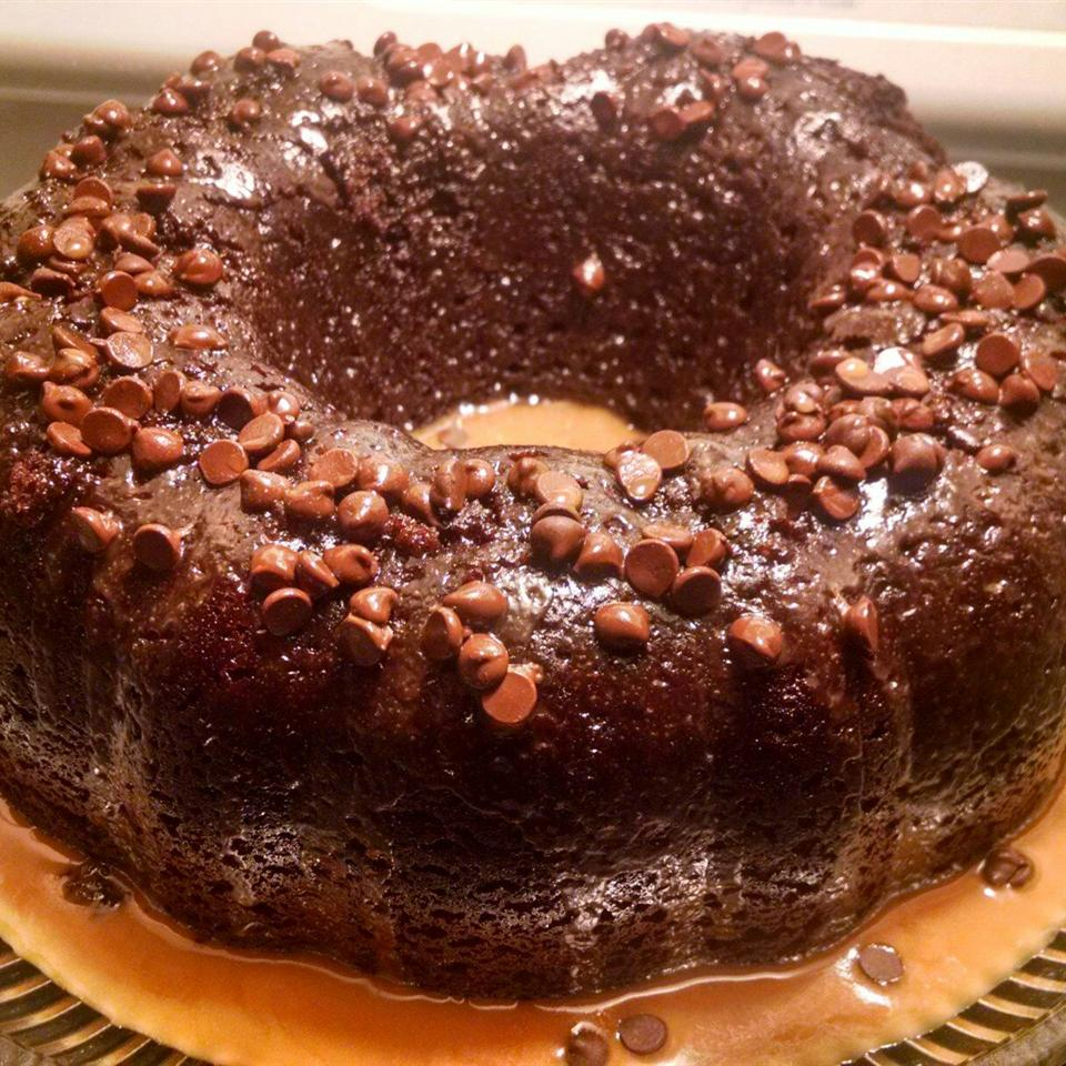 Mocha Bundt Cake Aljerome Taalib Harvey