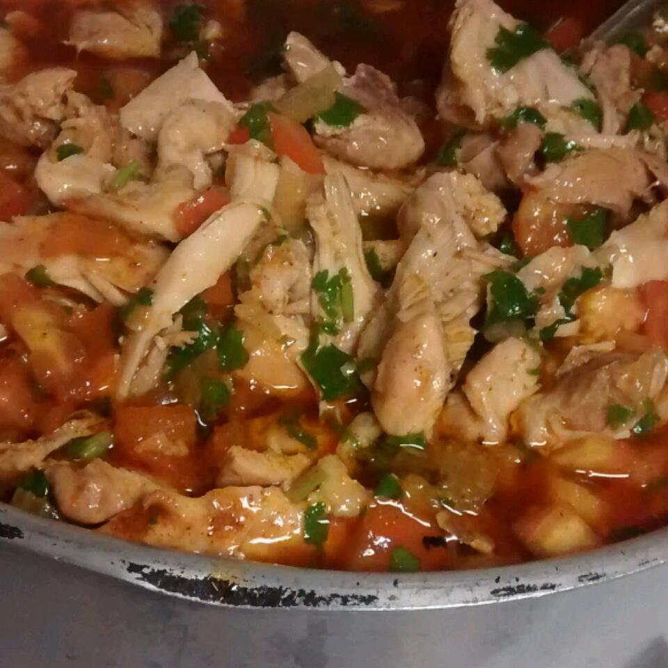 Mexican Chicken Soup ksanchez