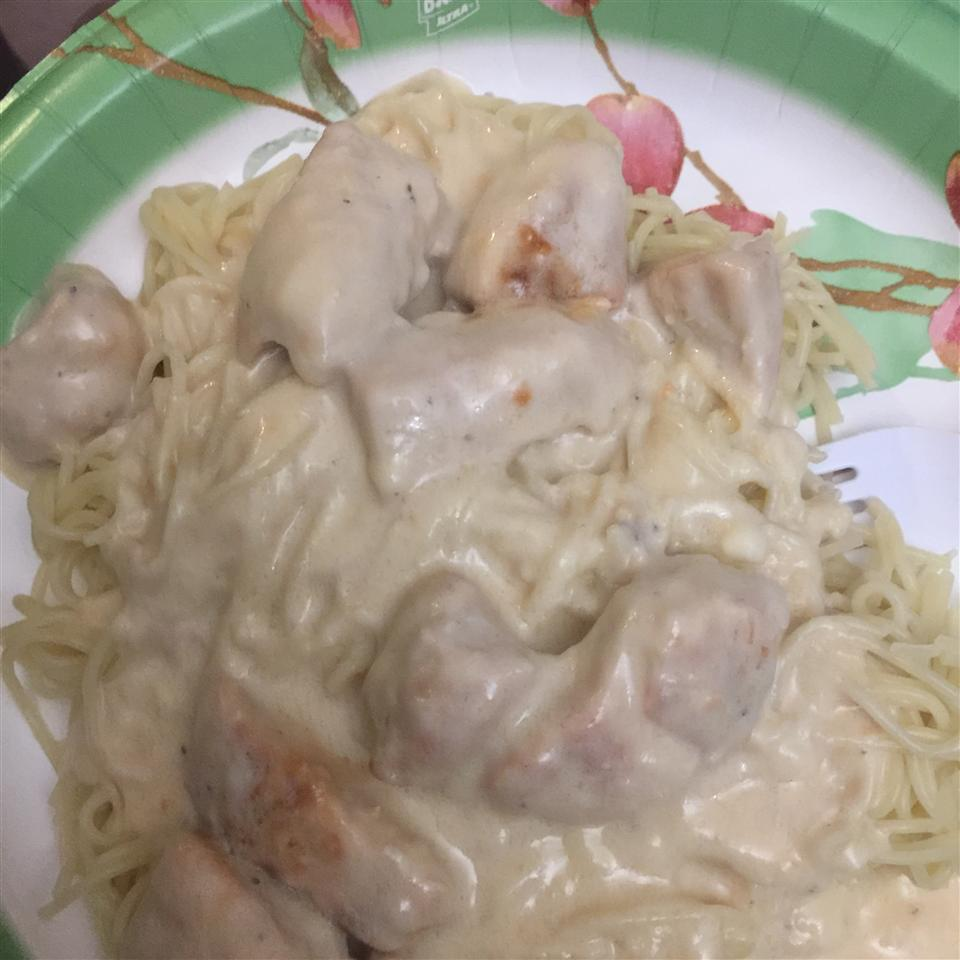 Classic Chicken Tetrazzini Sandra Klingbeil Heiden