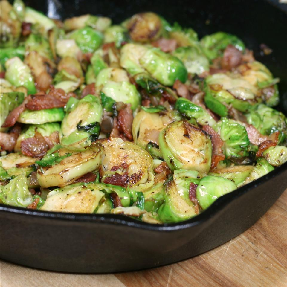 Fried Brussels Sprouts Brandi Ratcliff