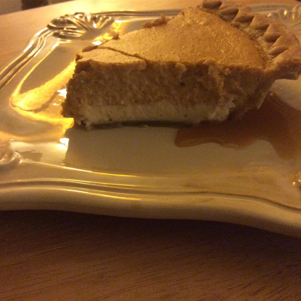 Double Layer Pumpkin Cheesecake Branka