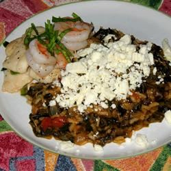 Classic Greek Spinach PAMELA D. aPROpos of nothing