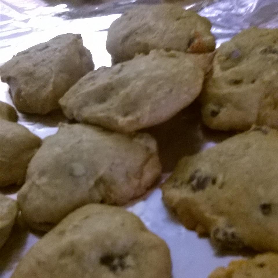 Persimmon Cookies I Maria Moreno