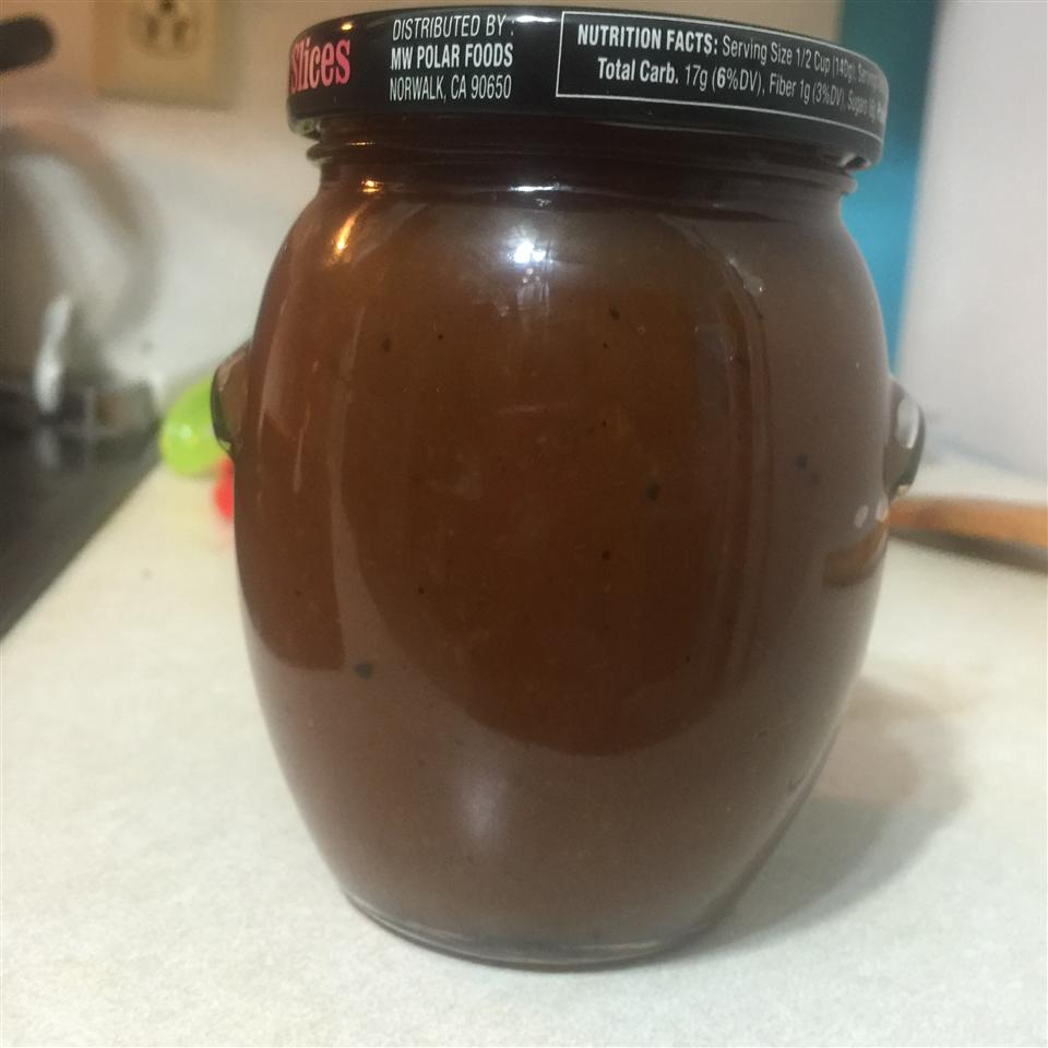 Our Apple Butter Phoebe Agundis