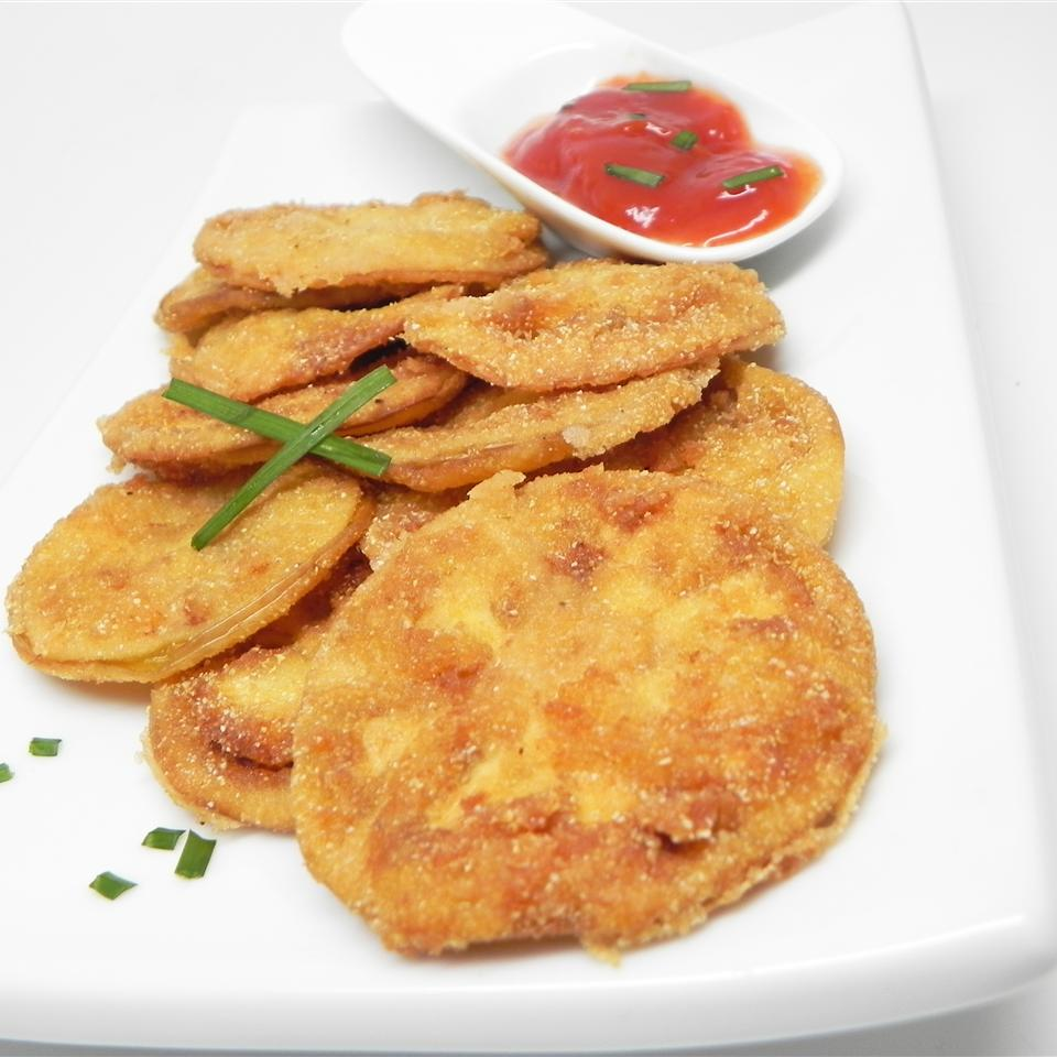 Sarah's Fried Green Tomatoes