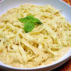 To Die For Fettuccine Alfredo