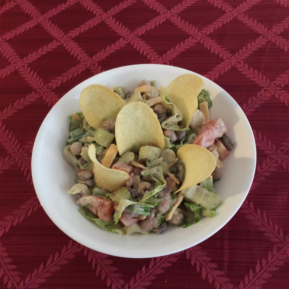 Favorite Mexican Salad Intisar