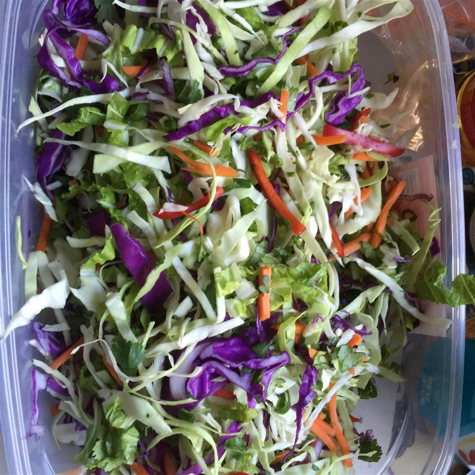 Asian Coleslaw leticia