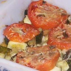 Zucchini and Tomato Casserole ONIOND