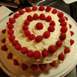 Raspberry Walnut Torte pahner