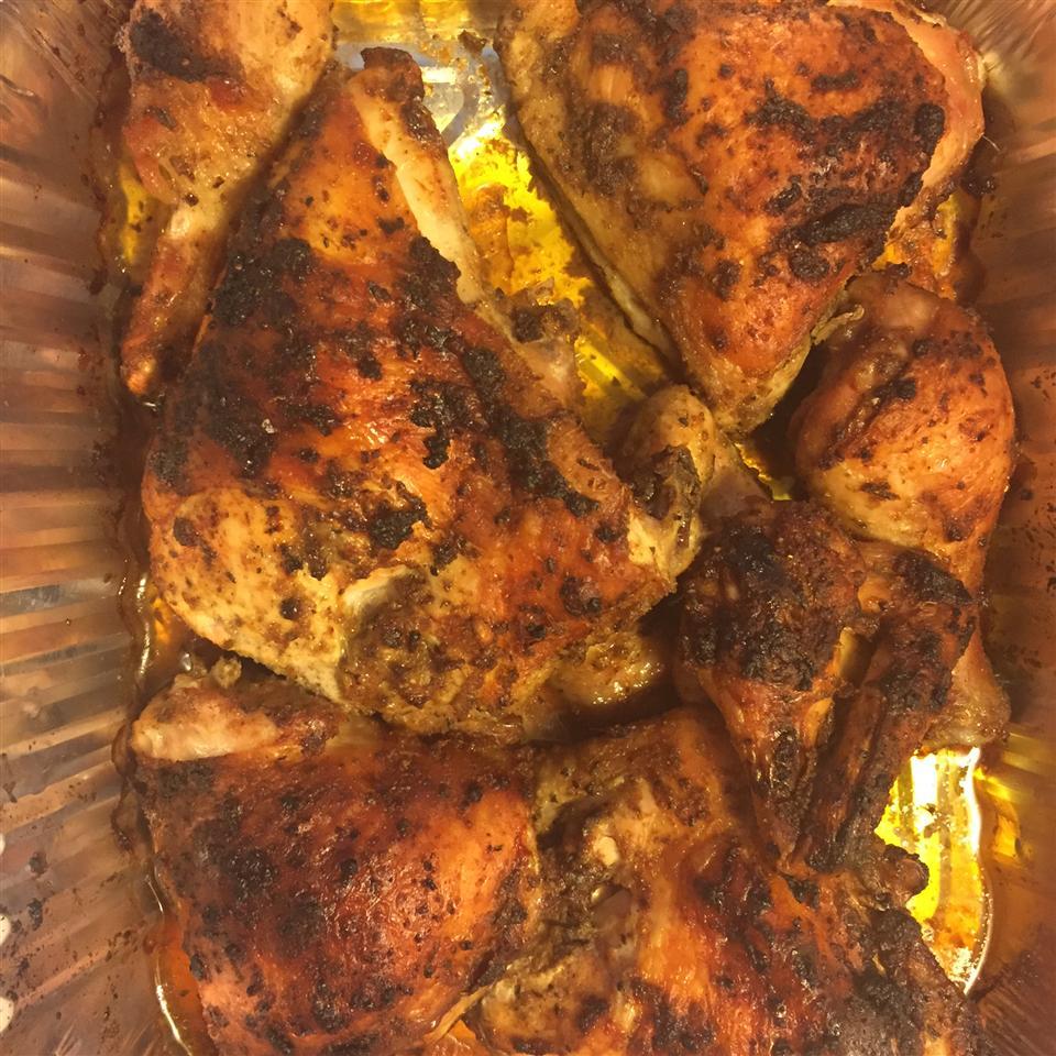 Crispy Roasted Chicken Marquita Cooper