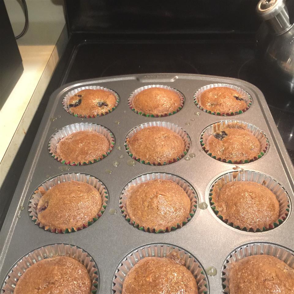 Paleo Blueberry Lemon Muffins Lauren Wojcik