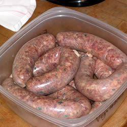 Andouille Sausage foodaholic